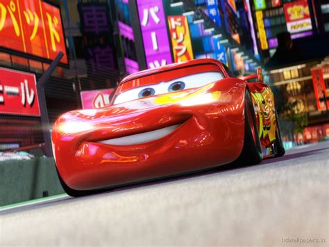 lightning mcqueen  cars  wallpapers hd wallpapers