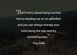 Top 6 New Year�... Needless Worry Quotes