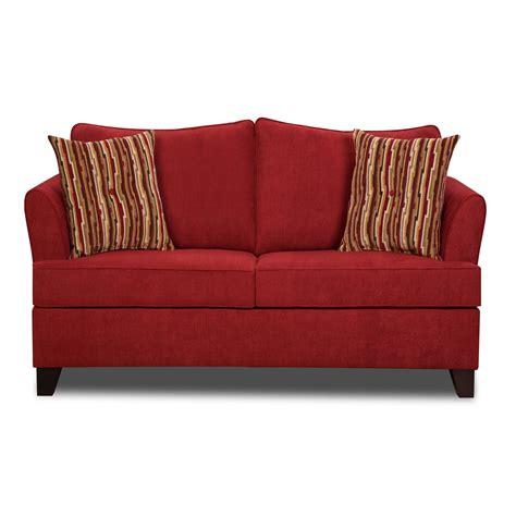 Simmons Upholstery Antin Loveseat Sleeper Sofa & Reviews