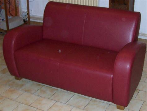 petit canapé cuir petit canapé en cuir soledad
