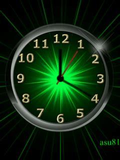 Digital Clock Clock Live Wallpaper Mobile9 by Animated Color Clock Mobile Screensavers