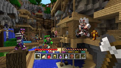 siege playstation minecraft mini masters skin pack on ps3 official
