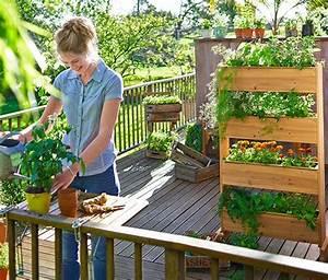 Lösungen Für Kleine Balkone : 129 00 platzsparend ein vertikalbeet ist die platzsparende alternative zum hochbeet und auch ~ Sanjose-hotels-ca.com Haus und Dekorationen