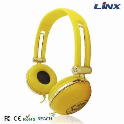 Colorful Headphone Factory Linx Fashional Shenzhen