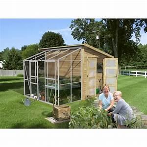 Kit Serre De Jardin : abris de jardin serre ~ Premium-room.com Idées de Décoration