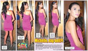 Michelle, nag-bell?! - Pinoy Parazzi