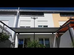 Warema Pergola Markise : warema pergola markise p40 mit volant youtube ~ Watch28wear.com Haus und Dekorationen