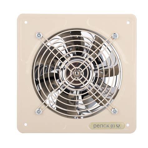 wall mounted exhaust fan  noise home bathroom