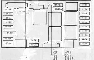mercedes c class w202 engine c240 fuse box diagram With c230 fuse box
