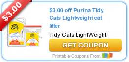 tidy cat coupons new printable coupons 3 00 purina tidy cats