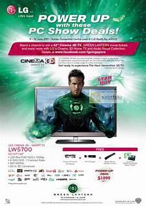Lg Tv Led Cinema 3d Smart Tv Lw5700 Pc Show 2011 Price