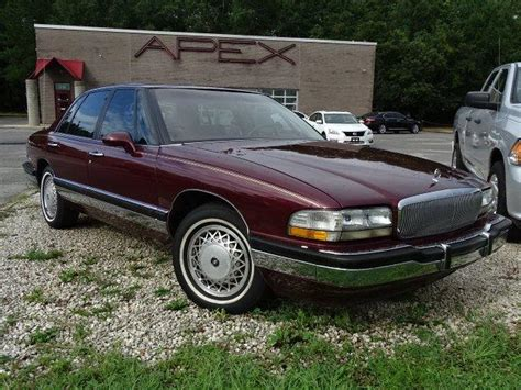 1991 Buick Park Avenue For Sale by Used 1991 Buick Park Avenue For Sale In Mobile Al 36607 C