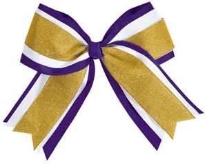 big hair bows chassé jumbo 3 color metallic hair bow omni cheer