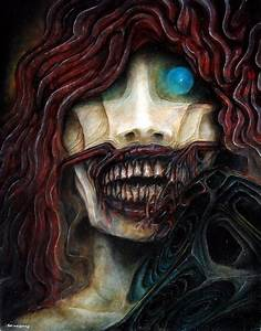 Appreciation for the surreal macabre abstract contemporary ...