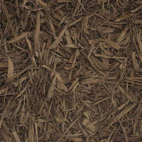 Kitchen Window Treatments Ideas - 6 cu yd brown landscape bulk mulch bkdmbr6 the home depot