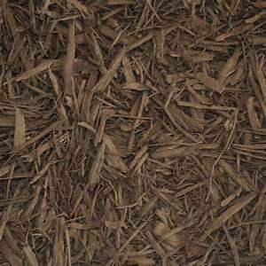 6 cu yd Brown Landscape Bulk Mulch-BKDMBR6 - The Home Depot