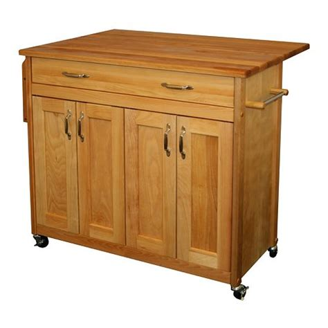 catskill craftsmen drop leaf kitchen island
