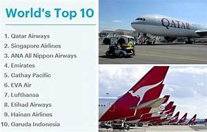 Maskapai Terbaik Dunia Skytrax, Garuda Peringkat 10 dan ...