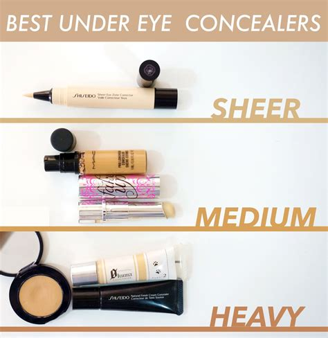 The best under eye concealers to try — Project Vanity