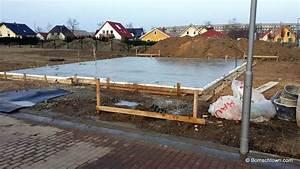 Fundament Und Bodenplatte : fundament fertig gestellt hausbau in bomschtown ~ Whattoseeinmadrid.com Haus und Dekorationen