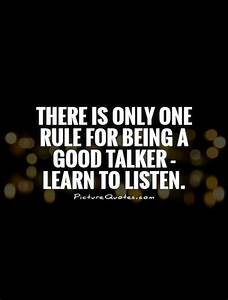 63 Most Beautiful Listening Quotes And Sayings