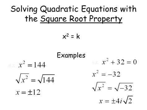 Quadratic Equations, Functions, And Models  Ppt Video Online Download