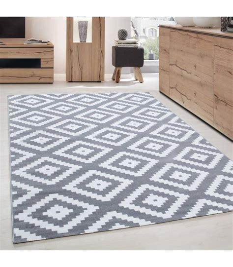 moderner wohnzimmer elegance designer teppich kurzflor