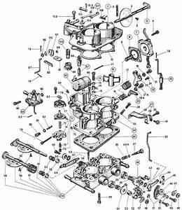 Weber 45 Dfc 1 Parts Diagram