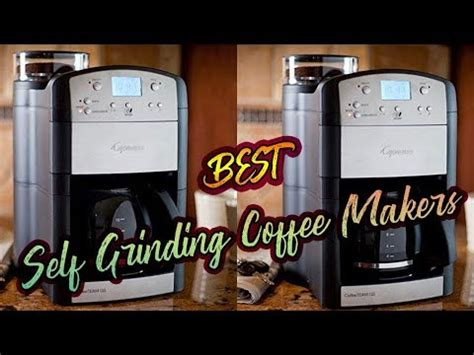 What are the other features to consider for buying the best automatic pour over coffee maker? Best Self Grinding Coffee Maker Reviews 2019   Top 10 Self Grinding Coffee Makers - Automatic ...