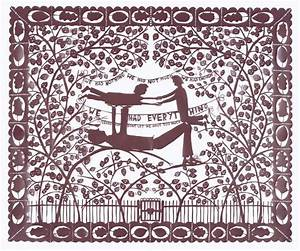 Artist: Rob Ryan : Katy Elliott