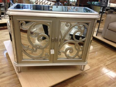 home goods mirrored nightstand mirrored furniture home goods marceladick