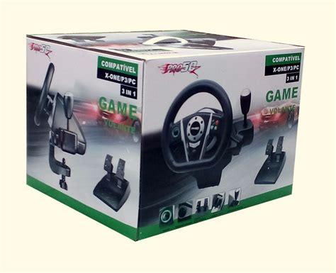 Xbox One Volante Volante Xbox One Ps3 Pc Pro50 3 Em 1 Truck Simulator