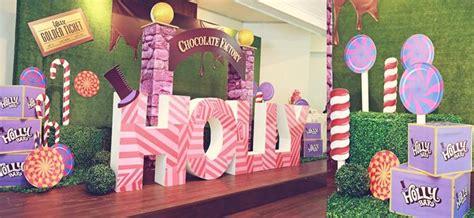 Willy Wonka Decorations by Kara S Ideas Willy Wonka Planning Ideas