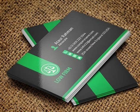 lawyer business cards free templates 25 creative lawyer business card templates smashfreakz