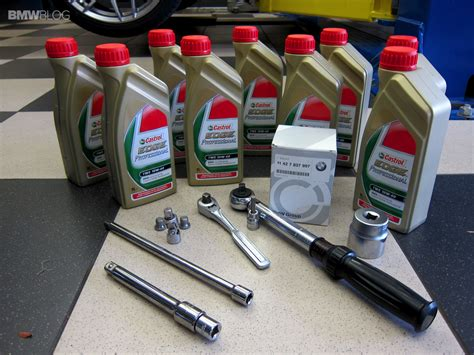 Change For Bmw by How To Change The In Your Bmw M3 Castrol Edge Tws 10w 60