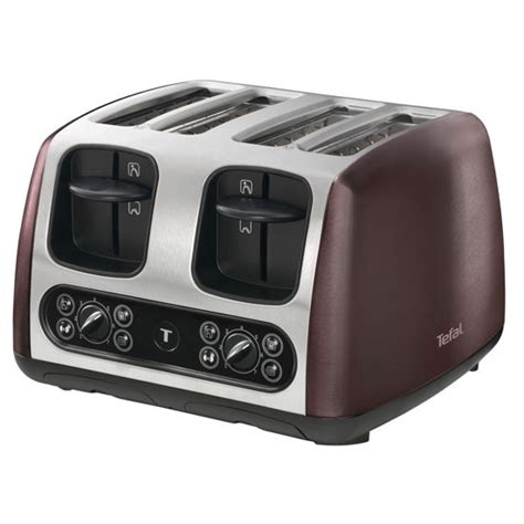 Tefal Toaster by Classique Toaster From Tefal Earthy Colours 25
