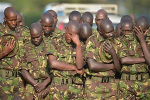 KDF Soldier DROPS BOMBSHELL on Uhuru Inability to bring ...