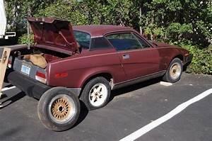 1976 Triumph Tr7 - Overview