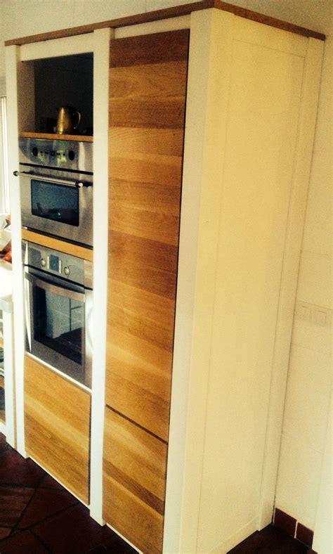 mueble cocina madera maciza roble jlbarroso