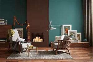 Welche Farbe Passt Zu Braun Möbel : so w hle ich die passende wandfarbe sch ner wohnen ~ Markanthonyermac.com Haus und Dekorationen