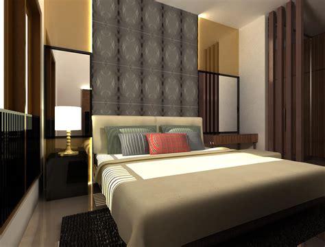 desain interior kamar tidur model rumah terbaru