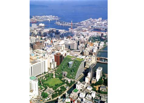 ACROS Fukuoka Prefectural International Hall - Greenroofs.com