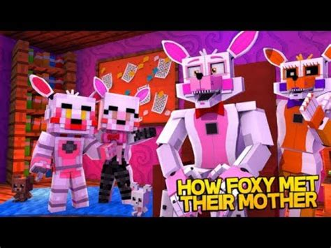funtime foxy tells  kids   met  mother