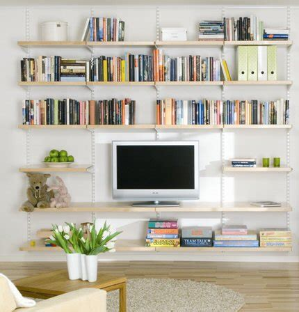 Ideas For Living Room Shelves by Store Elfa Living Room Shelving Best Selling Solution