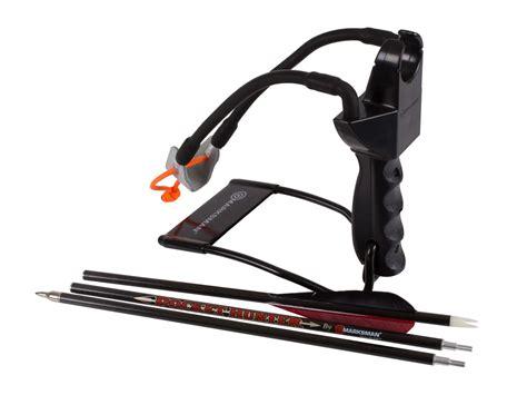 Marksman Pocket Hunter Slingshot Collapsible Arrow