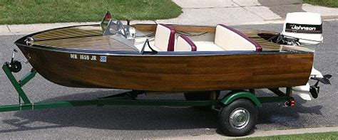 Outboard Runabout Boat Plans by Outboard Runabout Ski Boat Plans