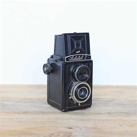 chambre appareil photo lubitel 2 vintage les happyvintage