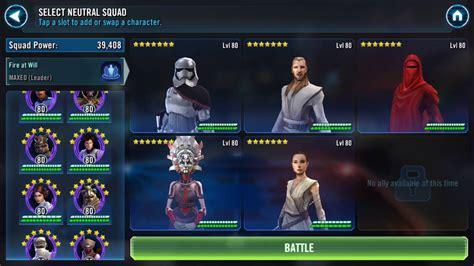 Best Of Wars Wars Galaxy Of Heroes Swgoh Guides Galactic War