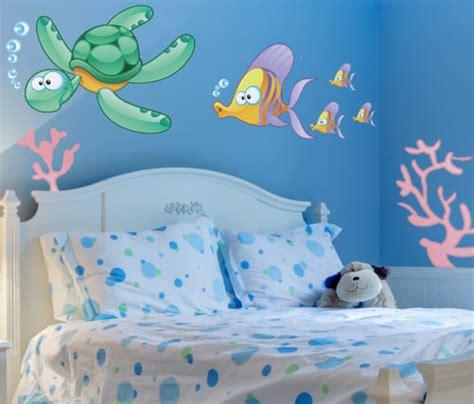 decore ta chambre stickers corail vente stickers fond marin pour enfants