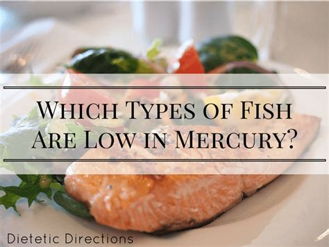 types  fish    mercury dietetic